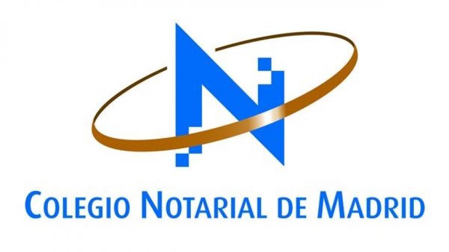 Logo del Colegio Notarial de Madrid