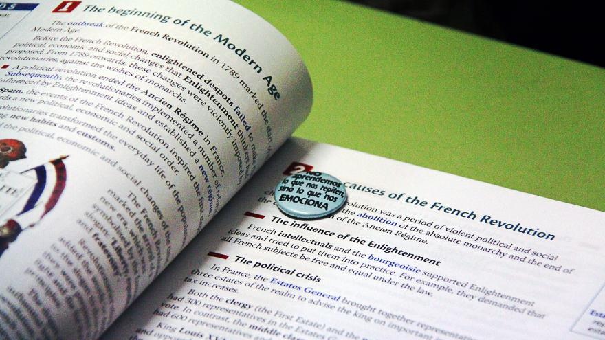 Libro de texto de Educación Primaria en inglés