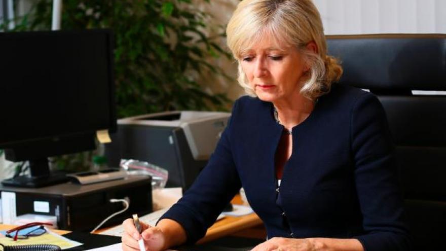 Defensora del Pueblo Europea. Emily O'Reilly. © Unión Europea