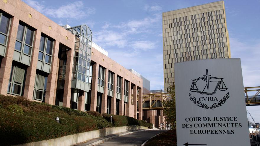 Tribunal de Justicia de la Unión Europea. Luxemburgo. © European Communities, 2009 / Source: EC - Audiovisual Service / Photo: Emile Pol