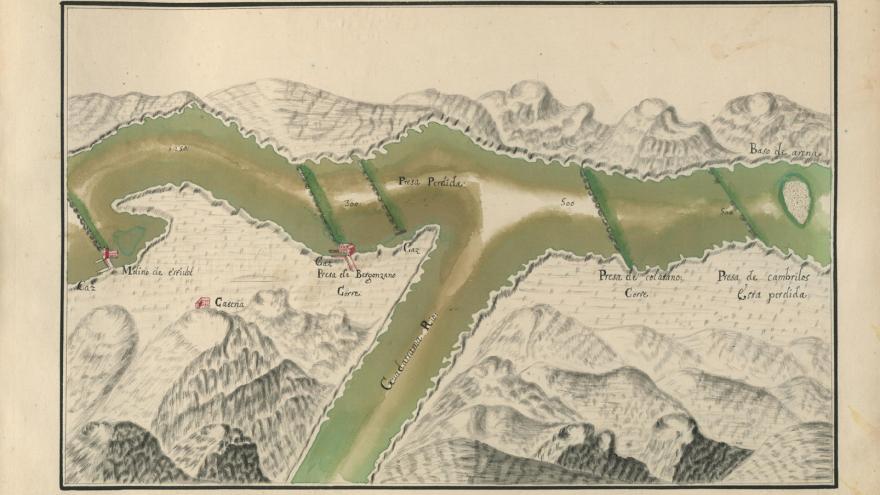Corografía del río Tajo