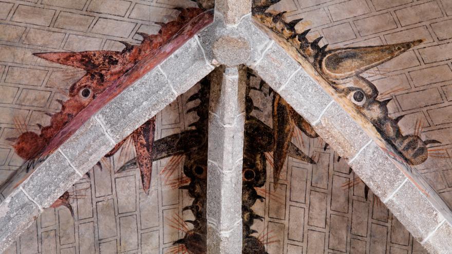 La iglesia parroquial de la Asunción de Nuestra Señora de Robledo en Chavela