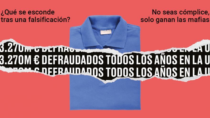 Campaña venta ilegal Ayuntamiento Madrid camisa