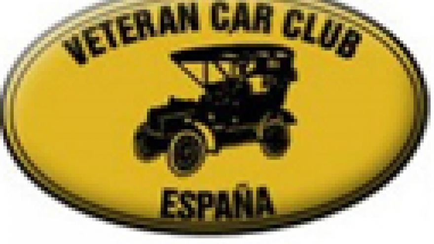 Página web Veteran Car Club de España