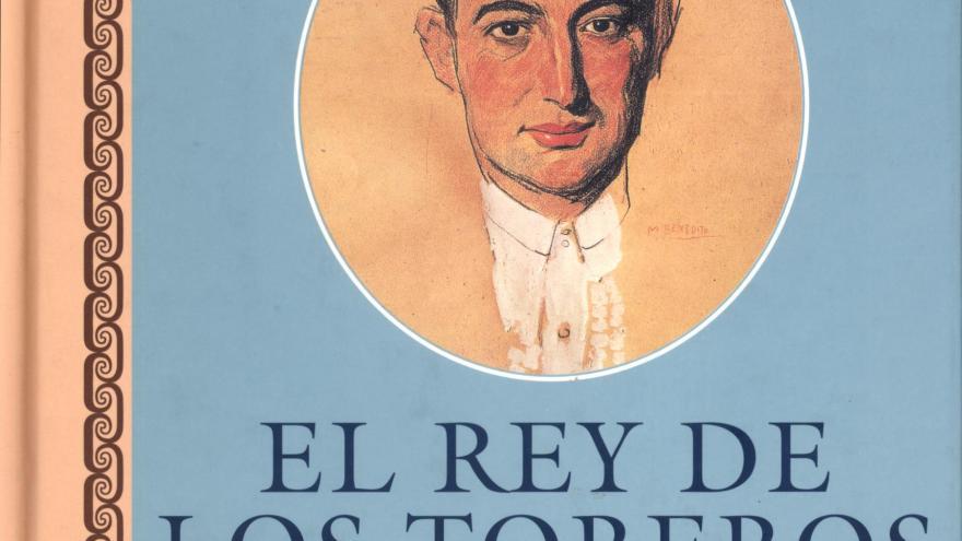 """Uno de los libros más consultados de la Biblioteca: """"El rey de los toreros"""""""