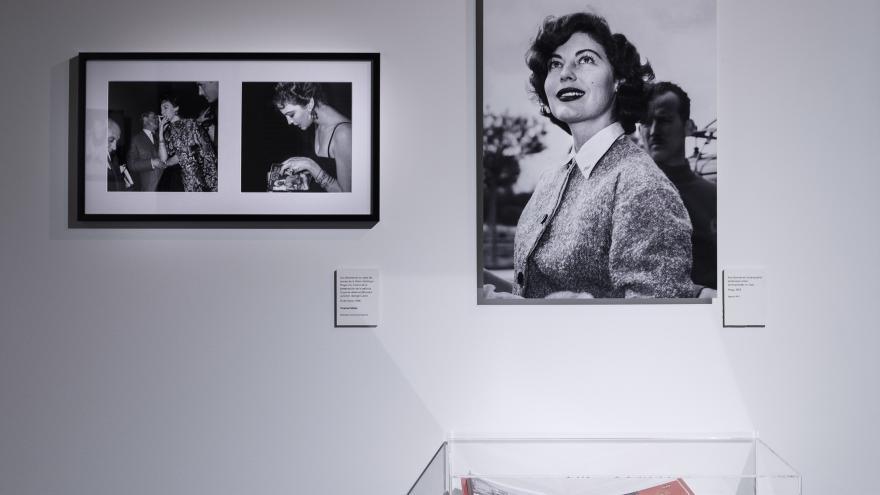 Imagen de la exposición Mad about Hollywood 2