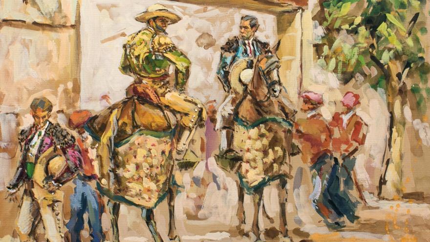 Exposiciones durante San Isidro