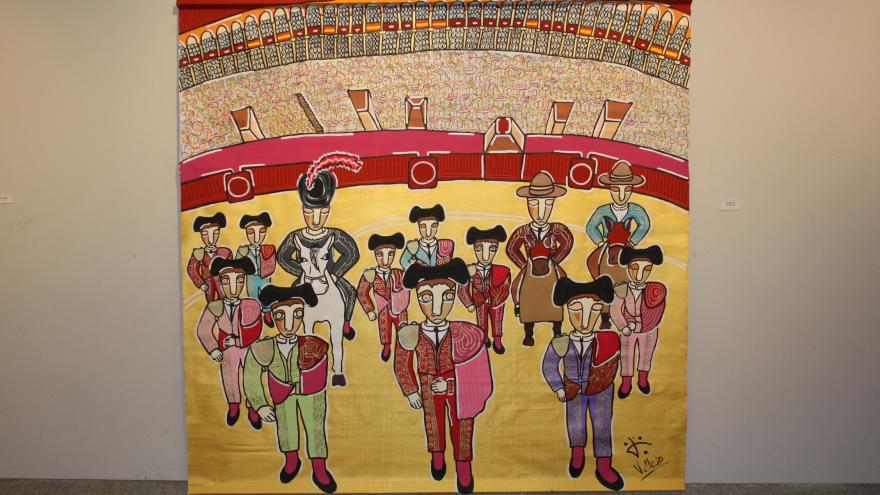 Exposición conjunta de Emilio Sánchez y Raúl Velloso