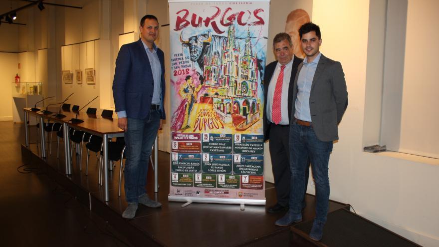 Presentación de la feria de Burgos