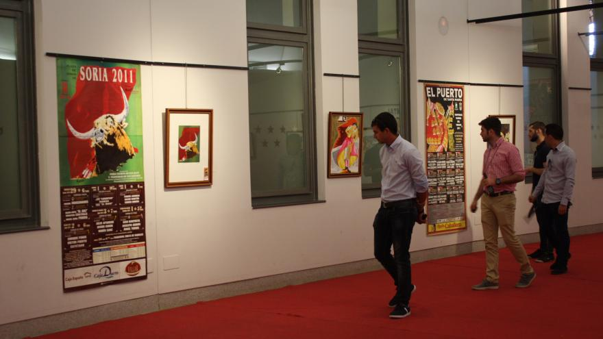 Exposición de José Moreda