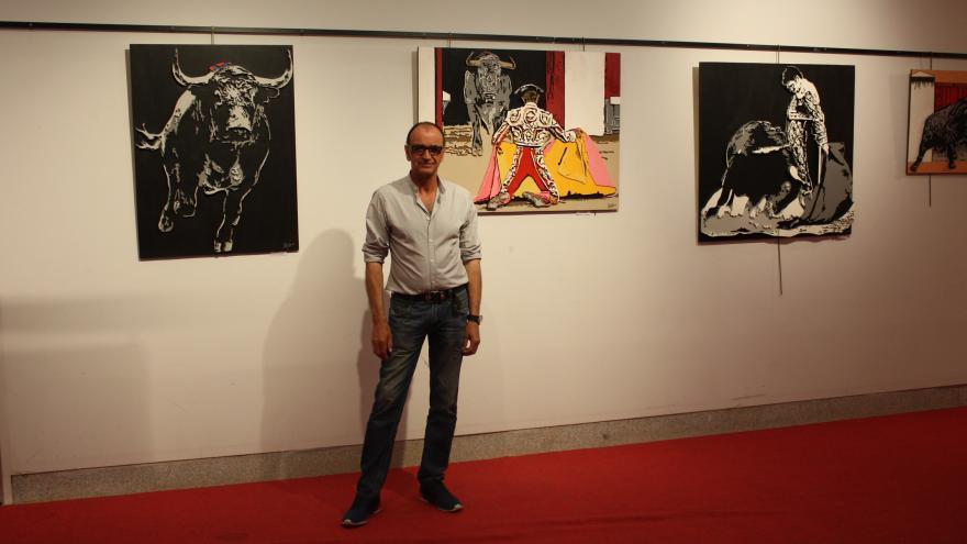 Exposición de José Segarra
