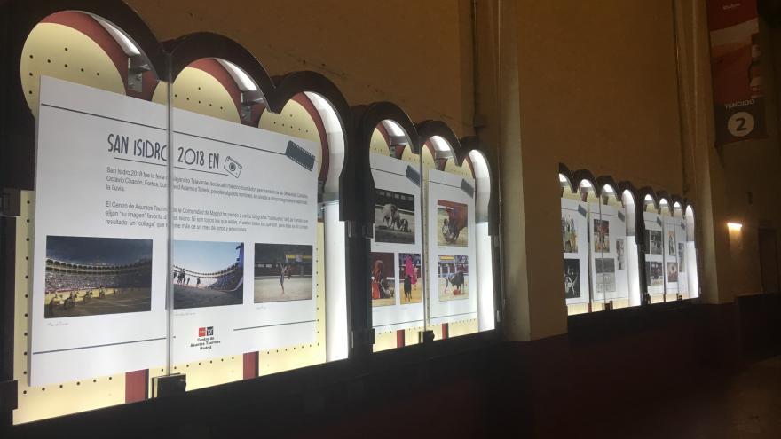 """Exposición fotográfica """"Lo mejor de San Isidro 2018"""""""