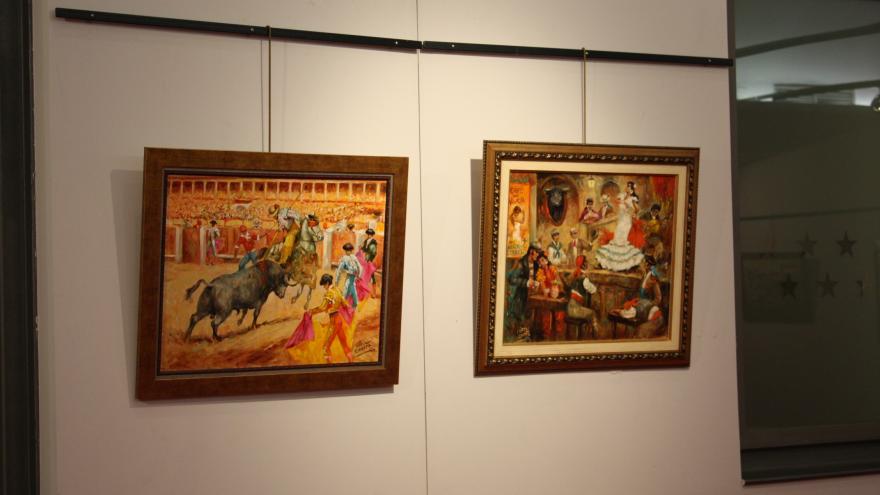 Exposición de López Canito