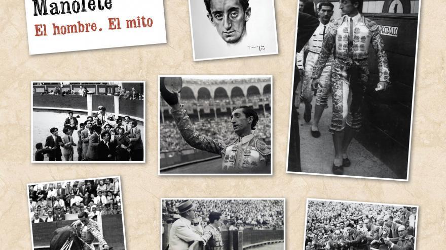 Manolete (1). Centro de Asuntos Taurinos de la Comunidad de Madrid