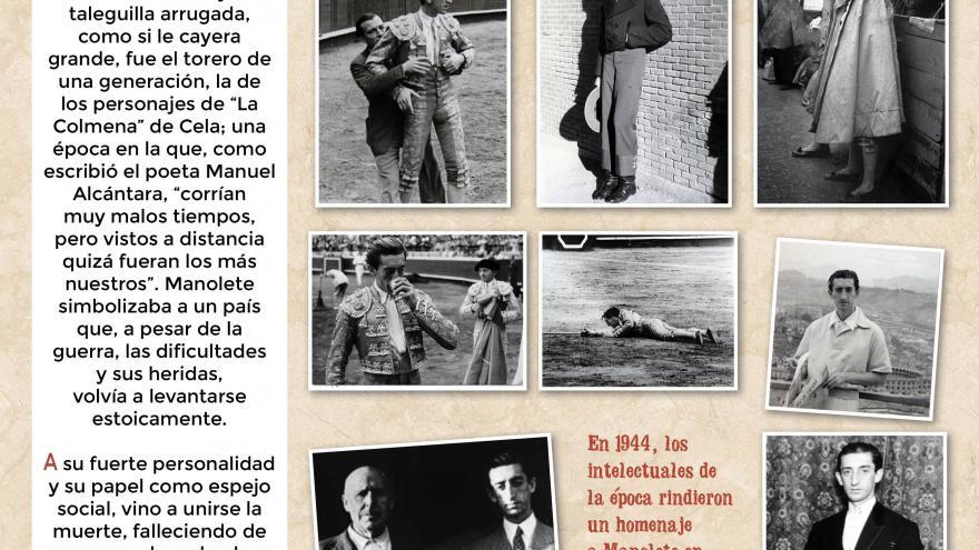 Manolete (10). Centro de Asuntos Taurinos de la Comunidad de Madrid