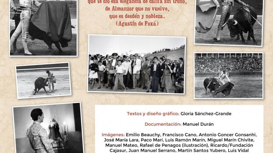 Manolete (12). Centro de Asuntos Taurinos de la Comunidad de Madrid