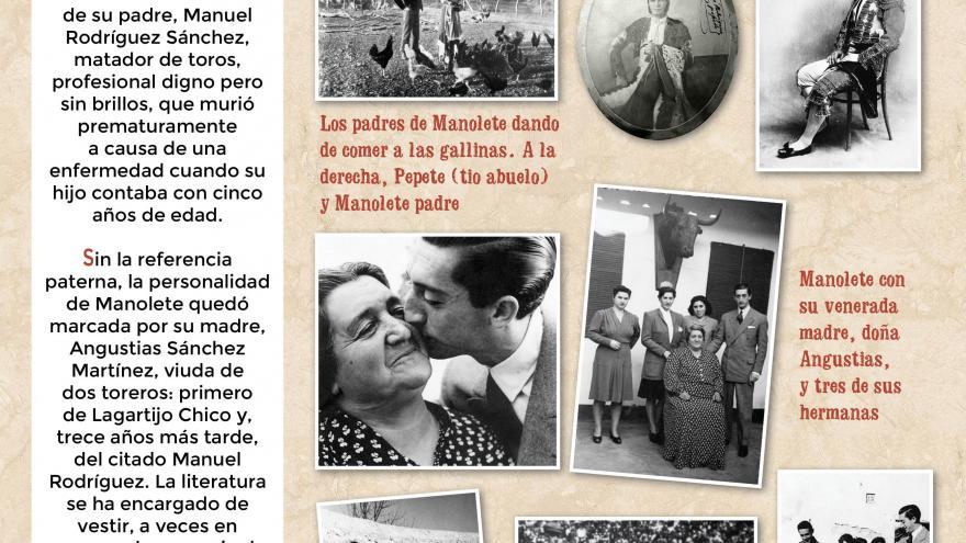 Manolete (3). Centro de Asuntos Taurinos de la Comunidad de Madrid