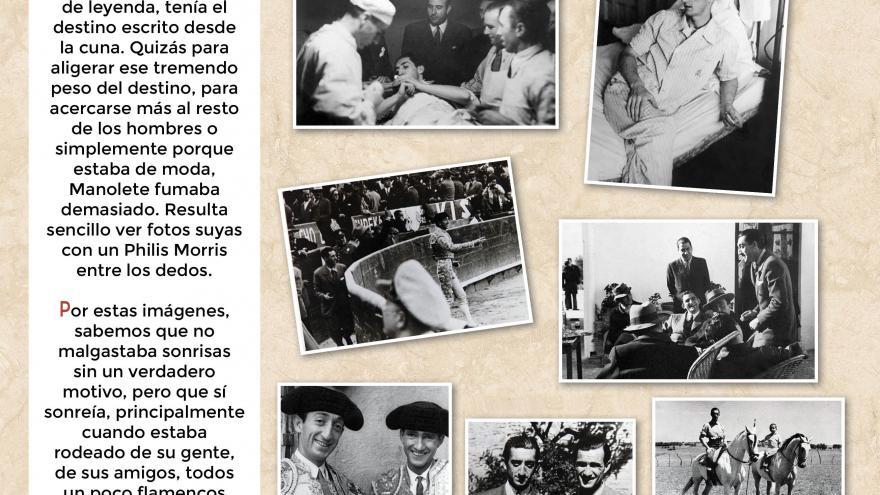 Manolete (5). Centro de Asuntos Taurinos de la Comunidad de Madrid