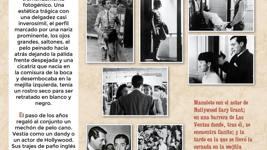 Manolete (6). Centro de Asuntos Taurinos de la Comunidad de Madrid