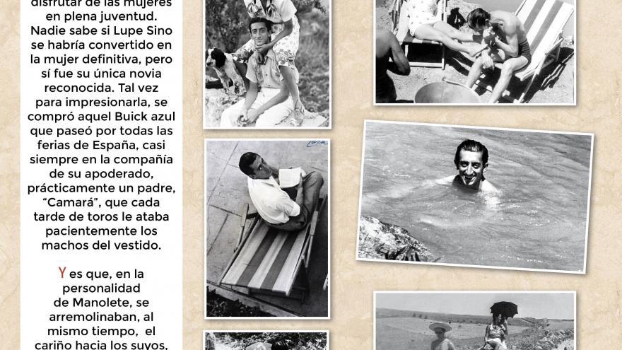 Manolete (7). Centro de Asuntos Taurinos de la Comunidad de Madrid