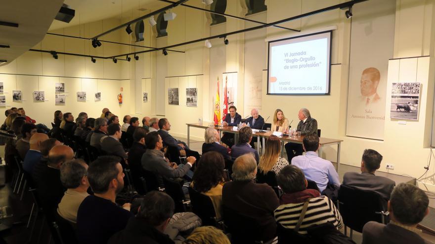 Sala Antonio Bienvenida de Las Ventas