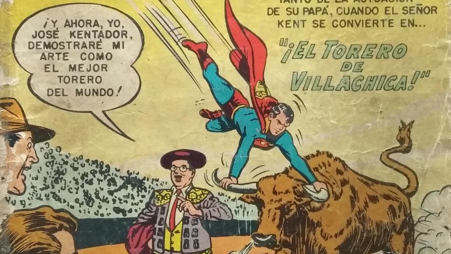 Supermán taurino