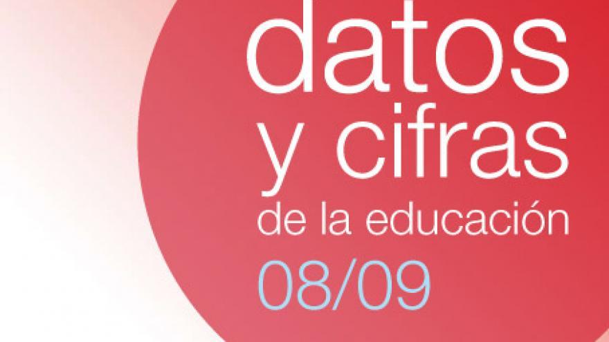 Datos y Cifras 2008-09