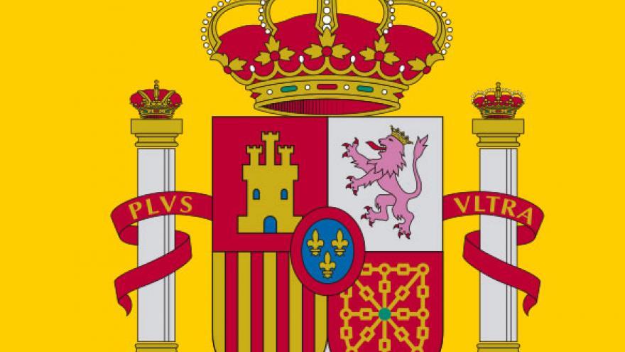 Escudo de la bandera de España