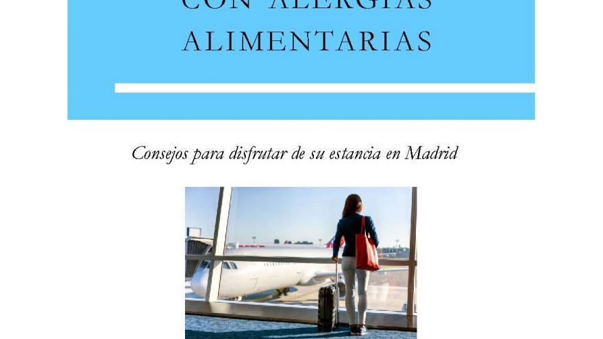 Visitar Madrid con alergia alimentaria