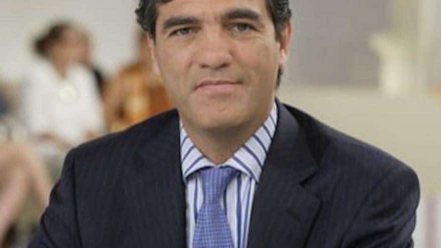 Imagen del Dr Zamorano, Jefe de Servicio de Cardiología del Hospital Universitario Ramón y Cajal