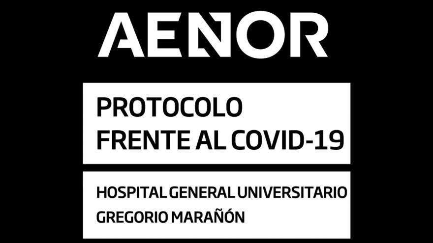 sello acreditacion aenor