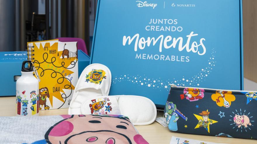 Cajas Disney0-4años