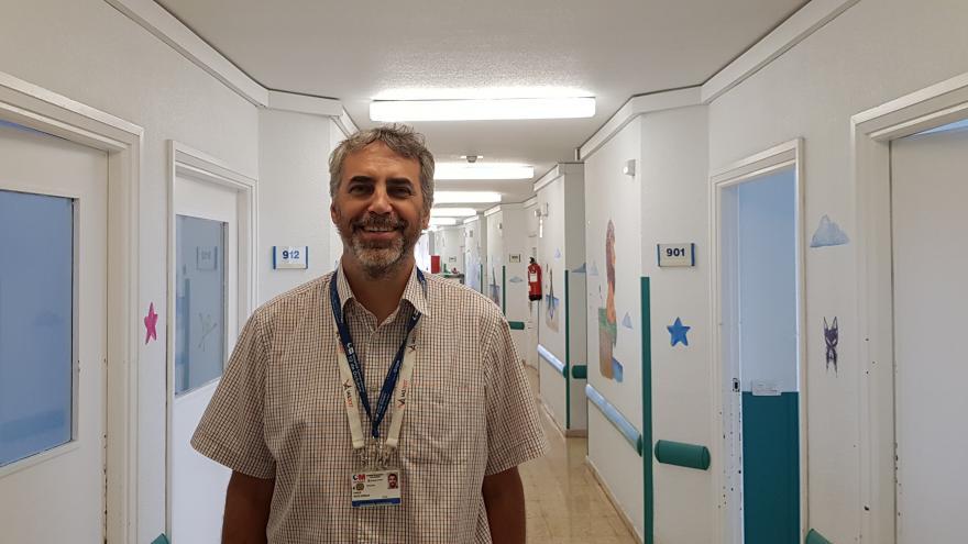 Pediatra del Hospital 12 de Octubre