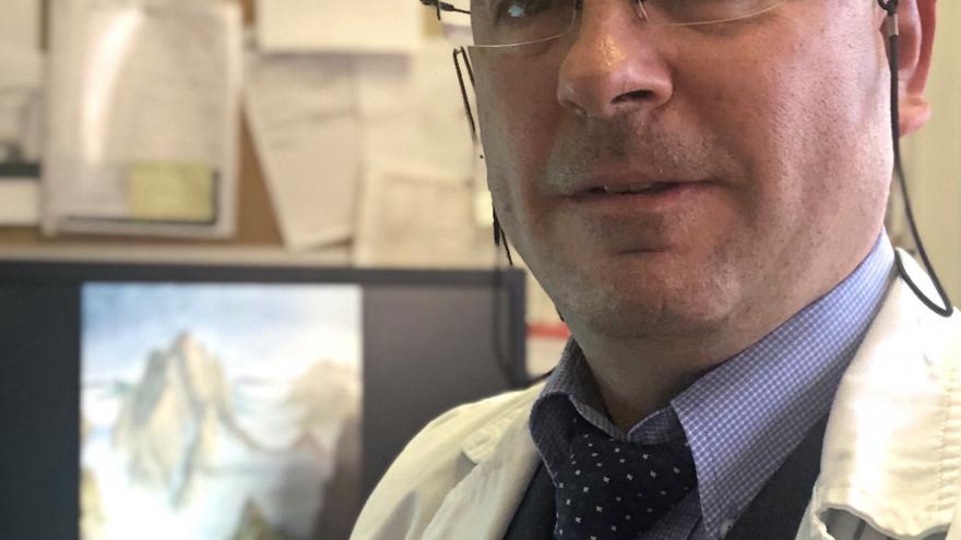 Jefe de Sección de Psiquiatría del Hospital 12 de Octubre