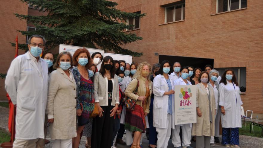 El HUPA, acreditado como Hospital IHAN