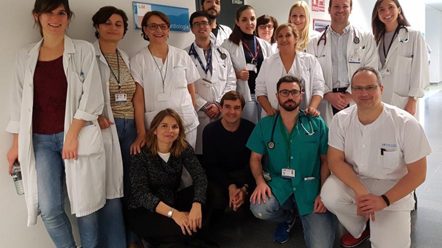 Equipo de la Unidad de Insuficiencia cardiaca del Hospital 12 de Octubre