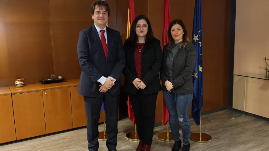 Acuerdo de colaboración entre el Hospital y el Ayuntamiento de Fuenlabrada