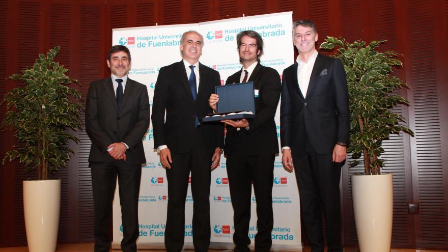 Premiados con placas Best in Class, Hospital de Fuenlabrada