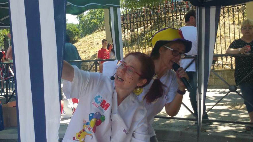 Enfermeras de Centros de Salud de Vallecas inician la tercera edición del Teatro de la Salud para menores