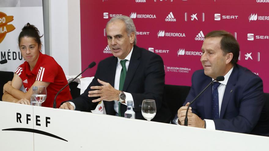 La Selección Española Femenina de Fútbol se suma a la campaña de donación de médula