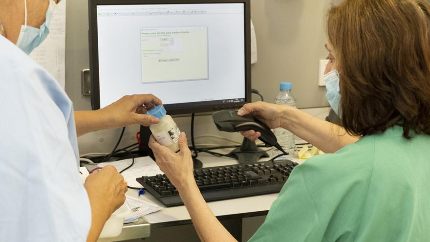 enfermeras de neonatologia