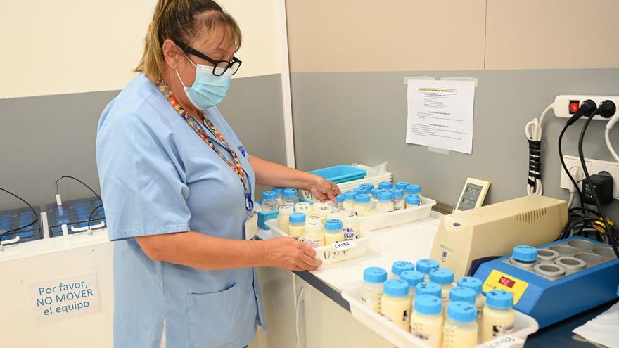 enfermera de neonatologia
