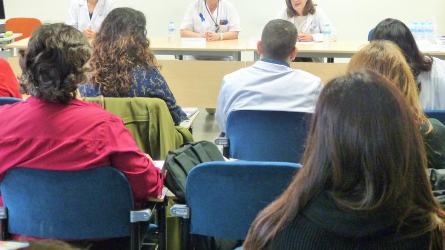 Jornada sobre diarrea crónica en el Hospital Universitario Infanta Leonor