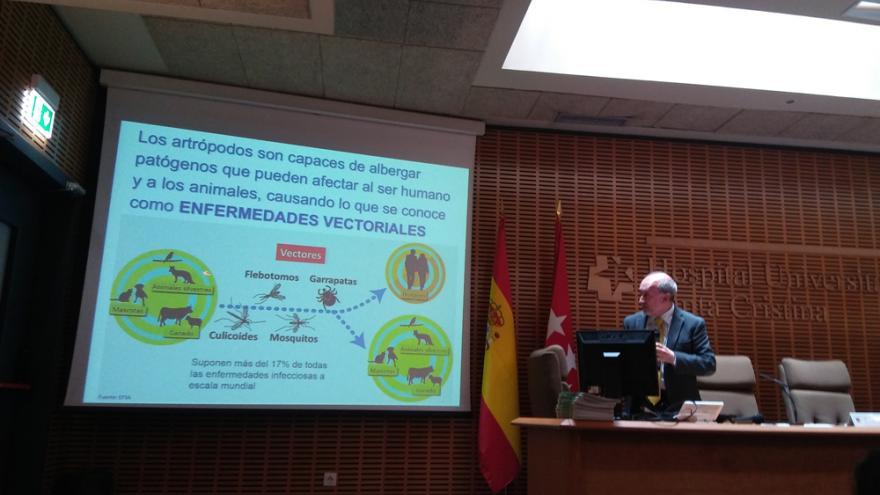 Presentado el Plan Regional de Vigilancia y Control de Vectores