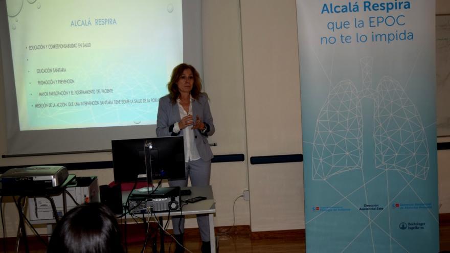 """Profesionales de Atención Primaria de Alcalá de Henares y del Hospital Príncipe de Asturias ponen en marcha el proyecto """"Alcalá Respira"""""""