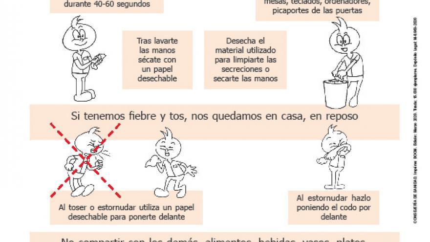 SUSPENDIDAS TODAS LAS ACTIVIDADES POR COVID-19 Cov-19_cartel_preventivas