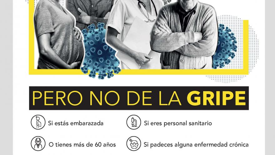 Gripe estacional, documento técnico 2019-2020