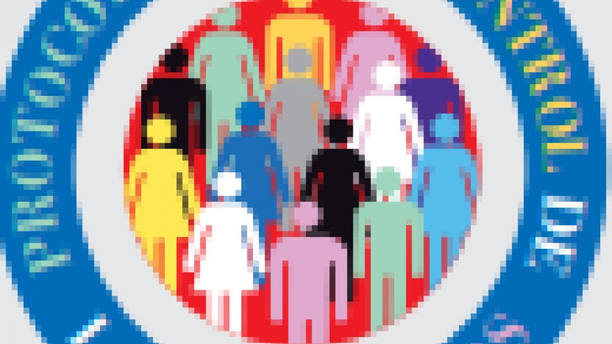 Logo Protocolo de contactos de TB