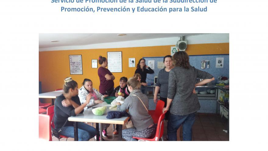 Estudio cualitativo sobre estrategias innovadoras en la formación de agentes de salud con la comunidad gitana en la Comunidad de Madrid