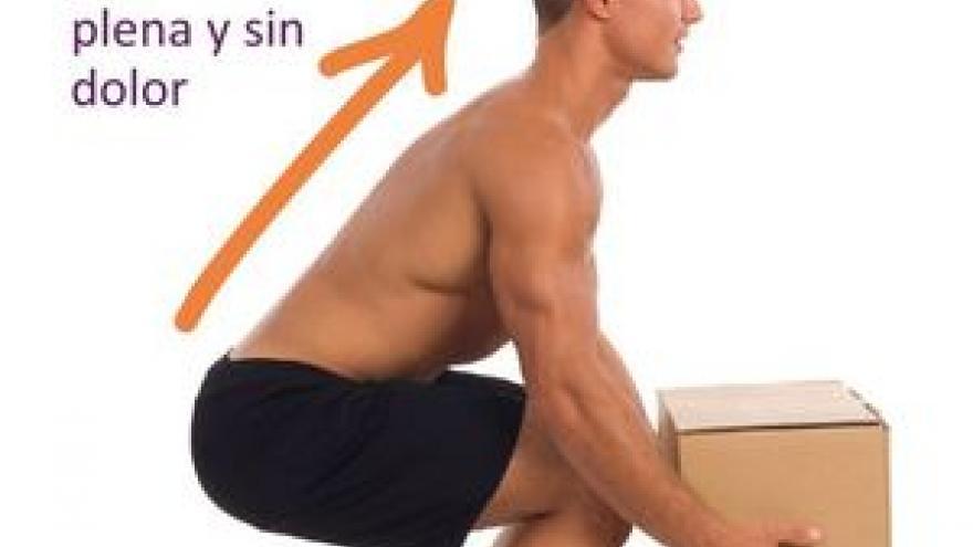 Manual de la postura: 40 ejercicios fáciles para una vida sin dolor